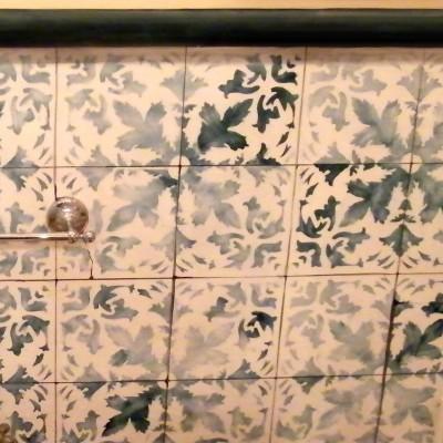 Mattonelle in Trompe 'Oeil