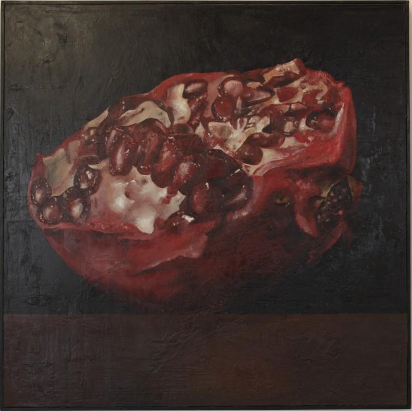 Open pomegranate costanza alvarez de castro for Alvarez de castro
