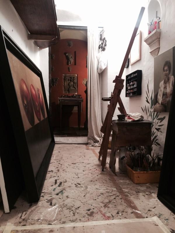 Open studio raw costanza alvarez de castro for Alvarez de castro